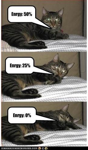 Enrgy: 50%