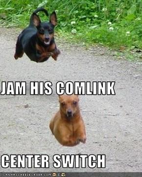 JAM HIS COMLINK CENTER SWITCH