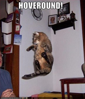 HOVEROUND!