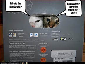 Whats the password?