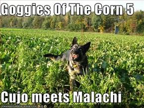 Goggies Of The Corn 5  Cujo meets Malachi