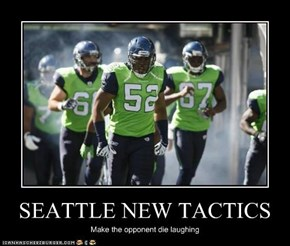 SEATTLE NEW TACTICS