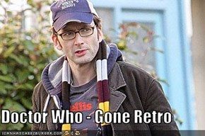 Doctor Who - Gone Retro
