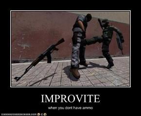IMPROVITE