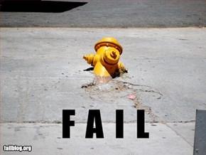 Fire Hydrant Fail