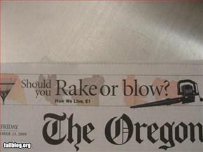Oregonian Fail