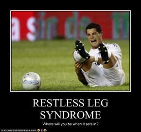 RESTLESS LEG SYNDROME