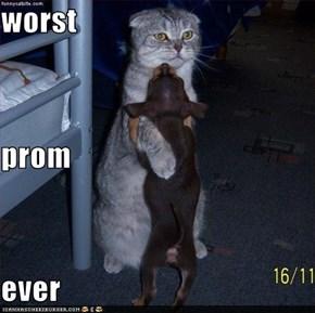 worst prom ever