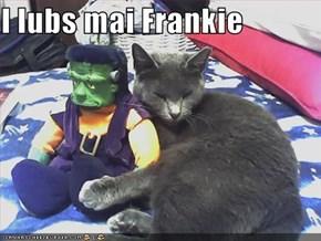 I lubs mai Frankie