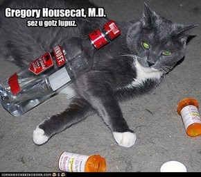Gregory Housecat, M.D.