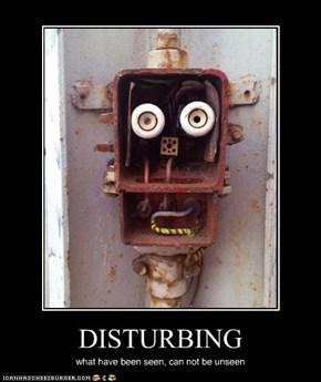 DISTURBING