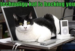 technoligy kat is hacking you