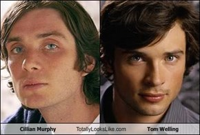 Cillian Murphy Totally Looks Like Tom Welling