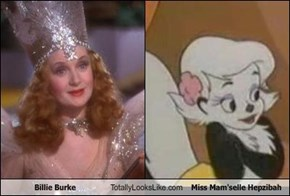 Billie Burke Totally Looks Like Miss Mam'selle Hepzibah
