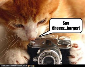 Say Cheeez...burger!