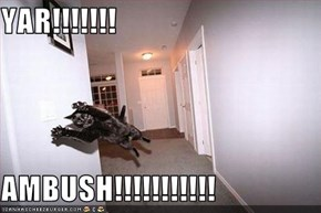 YAR!!!!!!!  AMBUSH!!!!!!!!!!!