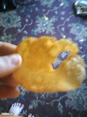 Potato Chip Fail