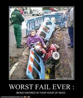 WORST FAIL EVER :