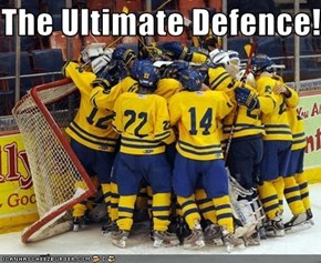 The Ultimate Defence!
