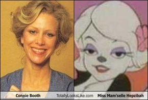 Connie Booth Totally Looks Like Miss Mam'selle Hepzibah