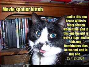 Movie spoiler kitteh
