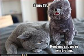 Happy Cat,