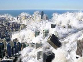 Tsunami fail