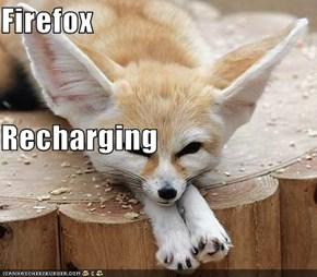 Firefox Recharging