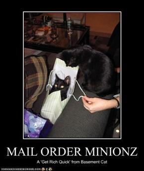 MAIL ORDER MINIONZ