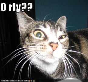 O rly??