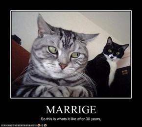 MARRIGE