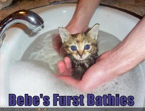 Bebe's Furst Bathies
