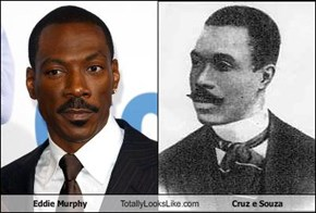 Eddie Murphy Totally Looks Like Cruz e Souza
