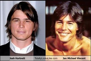 Josh Hartnett Totally Looks Like Jan Michael Vincent
