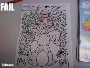 Coloring Page fail