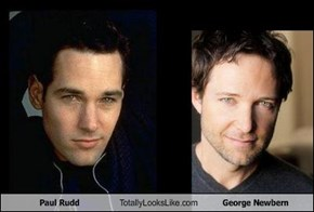 Paul Rudd Totally Looks Like George Newbern
