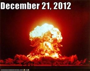 December 21, 2012