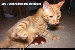 Nuw Iz understands how Brittny feltz