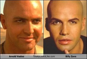 Arnold Vosloo Totally Looks Like Billy Zane