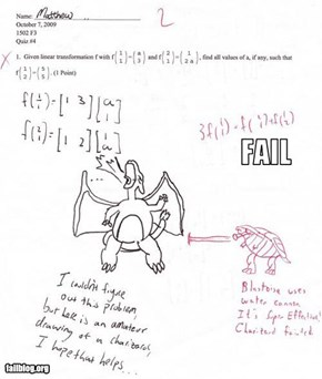 Calculus Fail