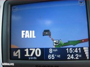 Route Fail