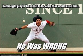 Fear of Baseballs