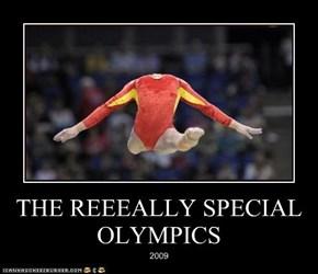 THE REEEALLY SPECIAL OLYMPICS