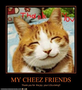 MY CHEEZ FRIENDS