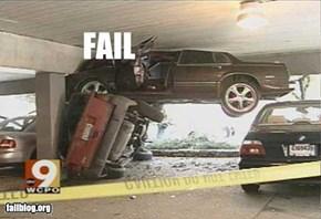 Car Crash fail