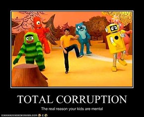 TOTAL CORRUPTION
