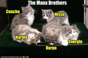 The Manx Brothers