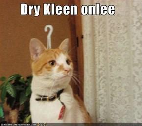 Dry Kleen onlee