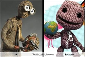9 Totally Looks Like Sackboy