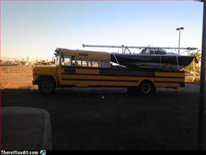I'm Onna Bus!